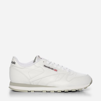 Reebok Cl Leather - Hvit 284434 feetfirst.no