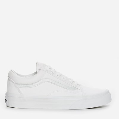 Vans Old Skool - Hvit 287428 feetfirst.no