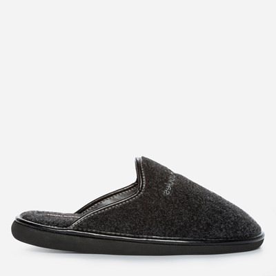 Hush Puppies Felt Slip In - Grå 289360 feetfirst.no
