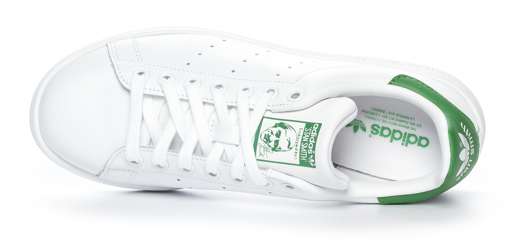 free shipping f890c 6c98c ADIDAS Stan Smith - Hvit 291101 feetfirst.no