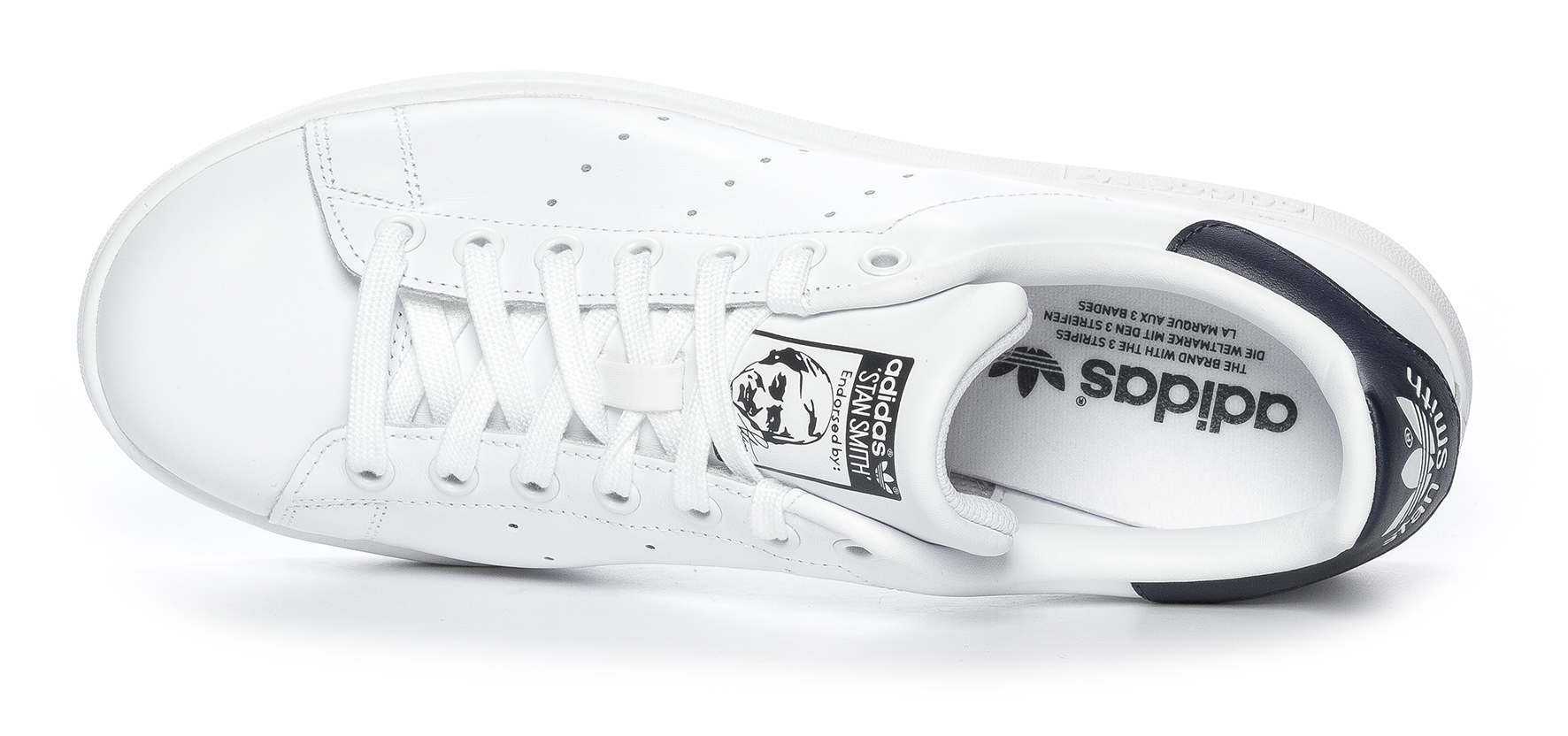 quality design a0c61 8730b ADIDAS Stan Smith - Hvit 291264 feetfirst.no