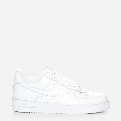 Nike Air Force 1 '07 - Hvit 293529 feetfirst.no