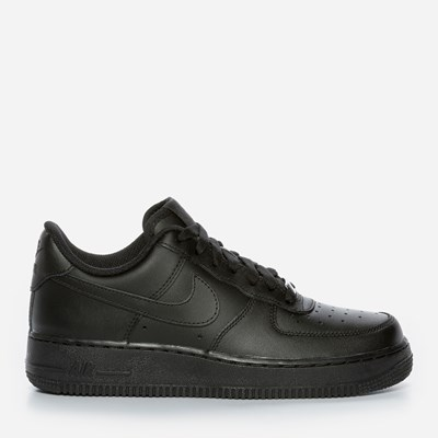 Nike Air Force 1 '07 - Sort 294316 feetfirst.no