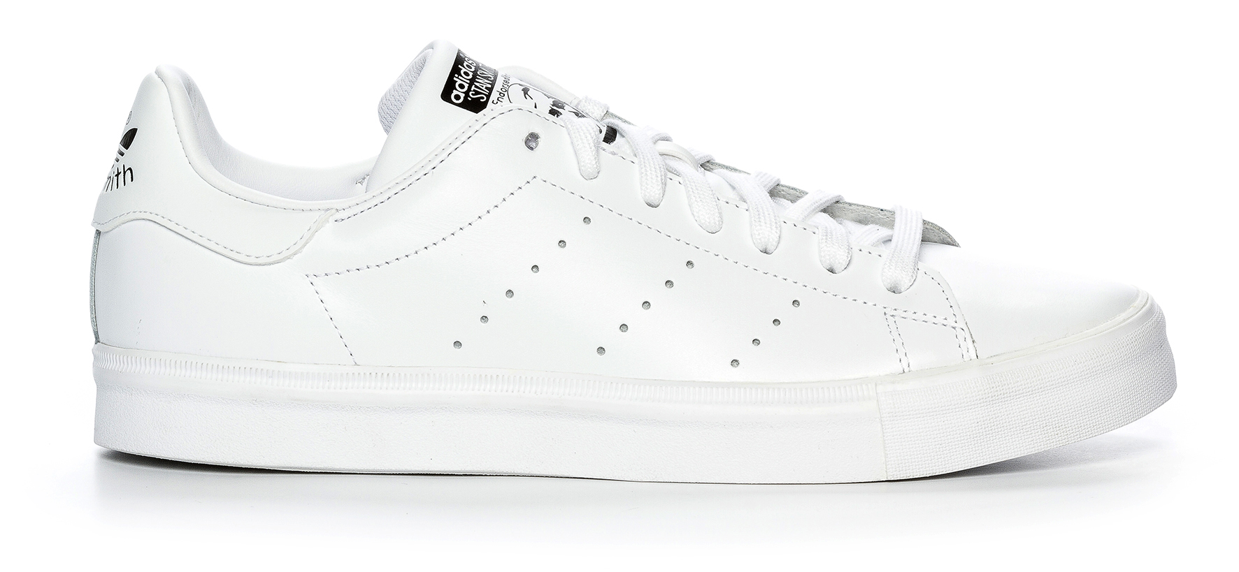cheaper bbbf0 ef409 Adidas Stan Smith Vulc - Hvit 294402 feetfirst.no