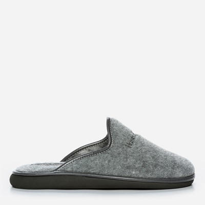 Hush Puppies Felt Slip In - Grå 296174 feetfirst.no