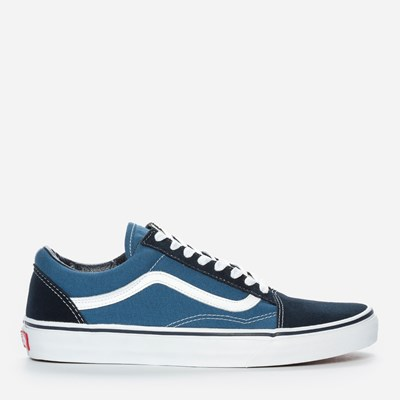 Vans Old Skool - Blå 298692 feetfirst.no