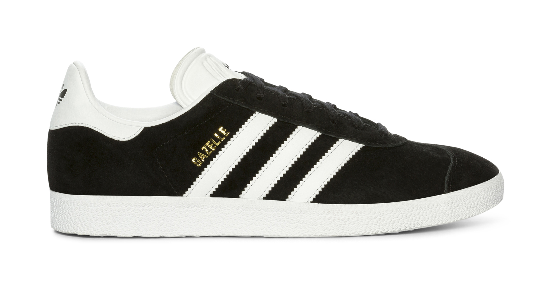 Køb adidas Originals Gazelle Herre i Sort | JD Sports