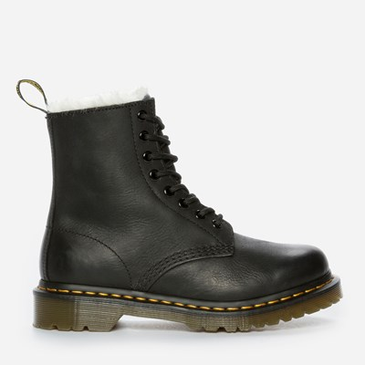 Dr Martens Serena, 8 Eye Boot - Sort 302285 feetfirst.no