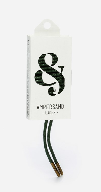 Ampersand 75 Cm Ampersand Lace Metal - Grønn 304043 feetfirst.no