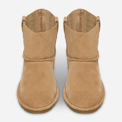 Ugg Classic Unlined Mini Perf - Brun 306415 feetfirst.no