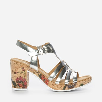 Gabor April Cork Flower - Metall 307098 feetfirst.no