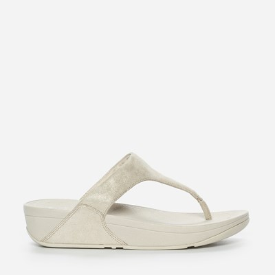 Fitflop Shimmy Tp - Metall 307422 feetfirst.no
