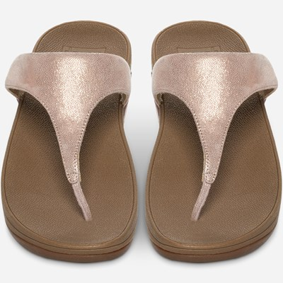 Fitflop Shimmy Tp - Rosa 307423 feetfirst.no