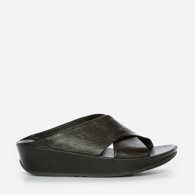 Fitflop Kys Slide - Sort 307428 feetfirst.no