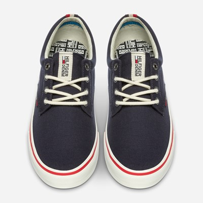 Tommy Hilfiger Vic - Blå 307590 feetfirst.no
