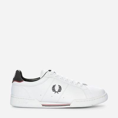 Fred Perry Woodspring - Hvit 307861 feetfirst.no