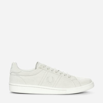 Fred Perry Court - Grå 309532 feetfirst.no