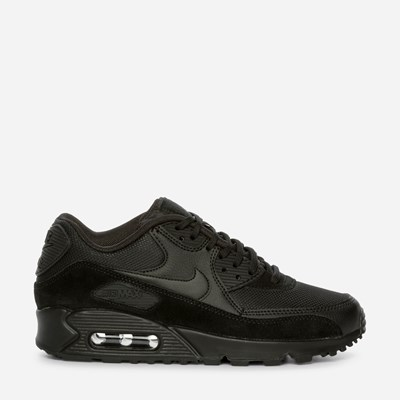 Nike Air Max 90 - Sort 309778 feetfirst.no