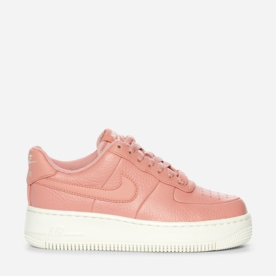 Nike Air Force 1 Upstep - Rosa 309790 feetfirst.no