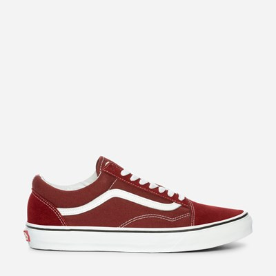 Vans Ua Old Skool - Rød 310185 feetfirst.no