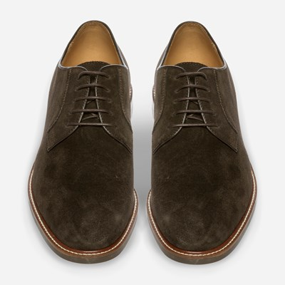 Gant Ricardo Low Lace Shoes - Brun 310208 feetfirst.no