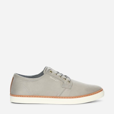 Gant Bari Low Lace Shoes - Grå 310209 feetfirst.no