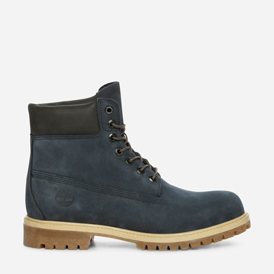 "Timberland 6"" Premium Boot Icon - Blå 310595 feetfirst.no"