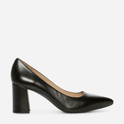 Unisa Keira Pointy - Sort 311990 feetfirst.no