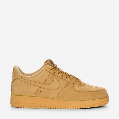 Nike Air Force 1 ´07 - Gul 312334 feetfirst.no