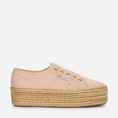 Superga 2790 Cotropew - Rosa 314133 feetfirst.no