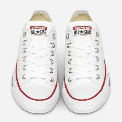Converse All Star Ox - Hvit 314410 feetfirst.no