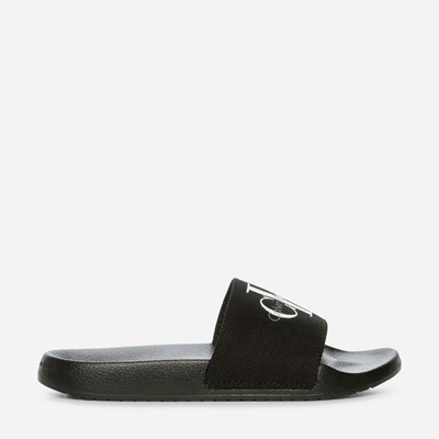Calvin Klein Jeans Chantal Pool Slide - Sort 315210 feetfirst.no