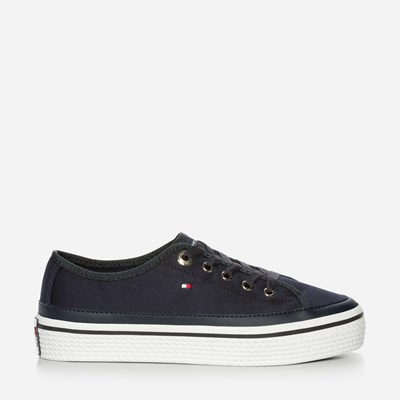 Tommy Hilfiger Kelsey Lace - Blå 315278 feetfirst.no