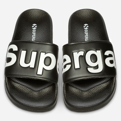 Superga 1908 Puu - Sort 315325 feetfirst.no