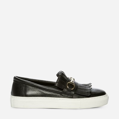 Billi Bi Kaitlin Loafer - Sort 315355 feetfirst.no