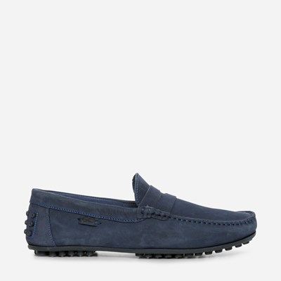 Marstrand Loafer - Blå 315700 feetfirst.no