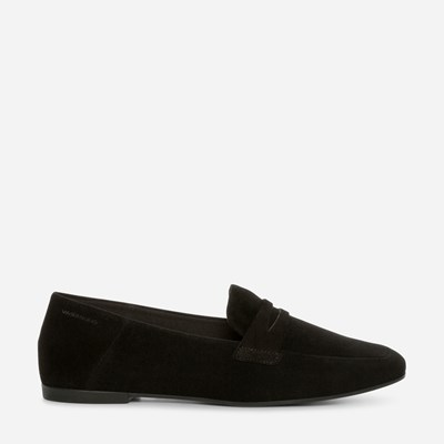 Vagabond Ayden Loafer - Sort 315725 feetfirst.no