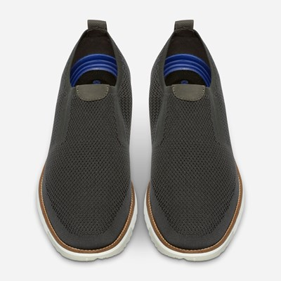 Hush Puppies Expert Mt Slip On - Grå 315882 feetfirst.no