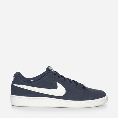 Nike Court Royal Suede - Blå 316690 feetfirst.no