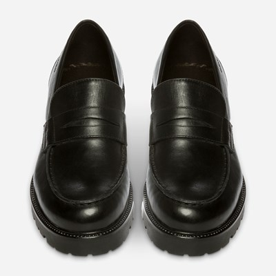 Vagabond Kenova Loafer - Sort 318106 feetfirst.no