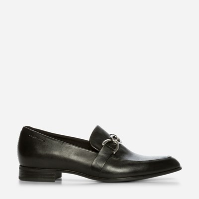 Vagabond Frances Loafer - Sort 318136 feetfirst.no