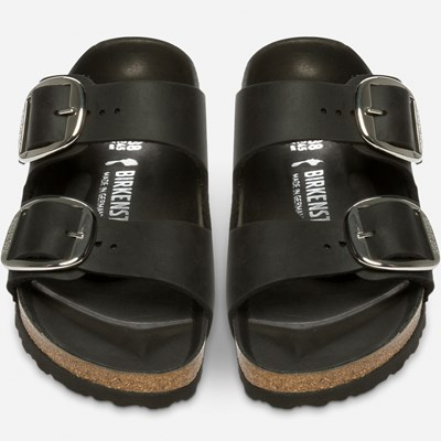 Birkenstock Arizona Classic Big Buckle - Sort 318273 feetfirst.no