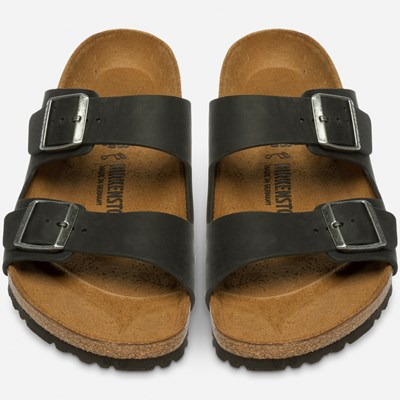 Birkenstock Arizona - Sort 318300 feetfirst.no