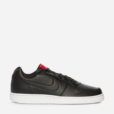 Nike Ebernon Low - Sort 318316 feetfirst.no