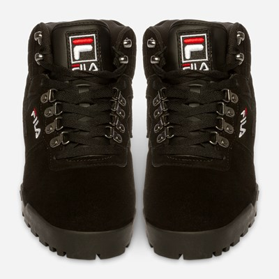 Fila Fitness Hiker Mid - Sort 318349 feetfirst.no