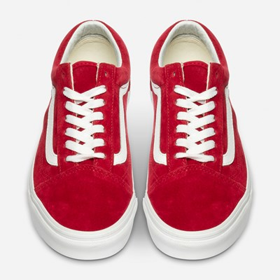 Vans Old Skool - Rød 318400 feetfirst.no