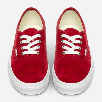 Vans Authentic - Rød 318404 feetfirst.no