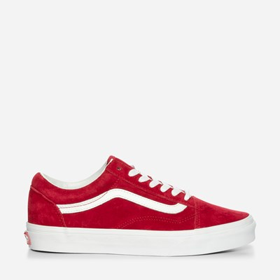 Vans Old Skool - Rød 318408 feetfirst.no