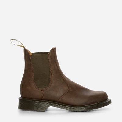 Dr Martens Laura Chelsea Boot - Brun 318740 feetfirst.no
