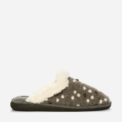 Hush Puppies Irene Dots - Grå 318902 feetfirst.no
